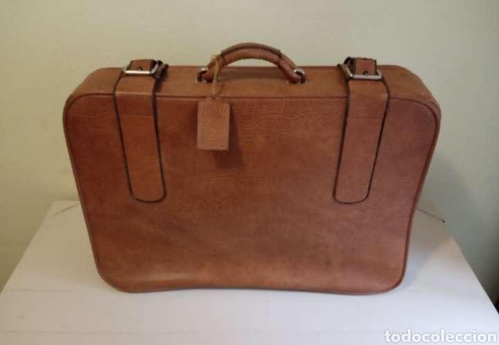 Imagen Antigua maleta Vintage.