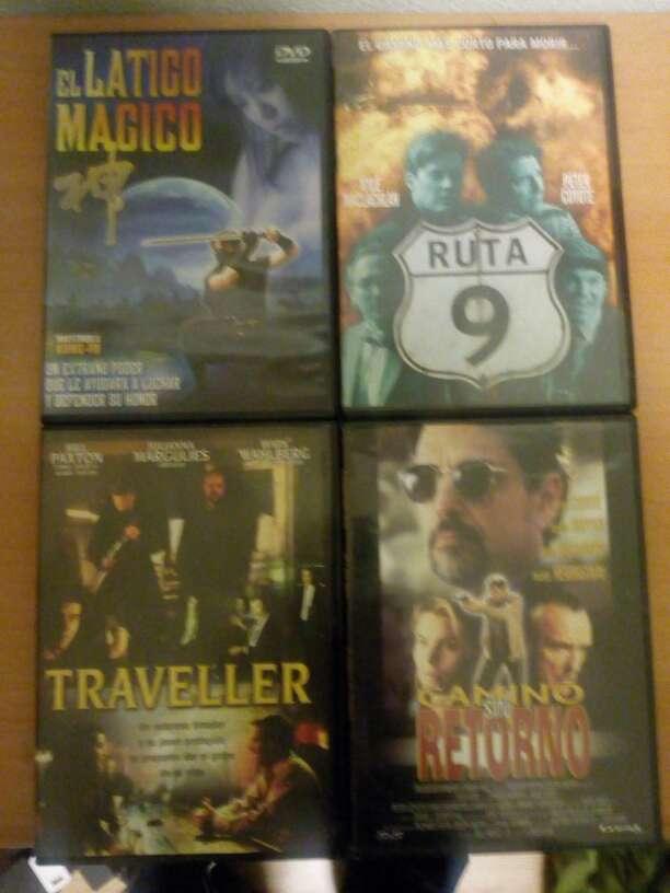 Imagen Películas dvd Pack de 4 B