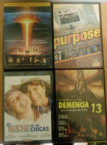 Imagen Películas dvd Pack de 4 C