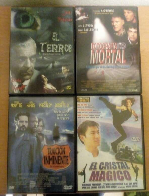 Imagen Películas dvd Pack de 4 A