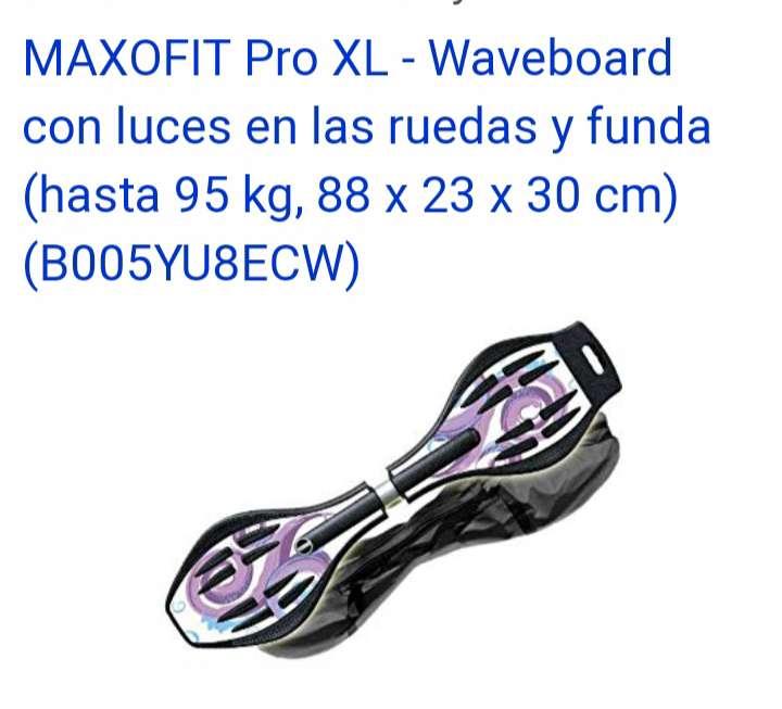 Imagen producto Monopatín con Ruedas  9