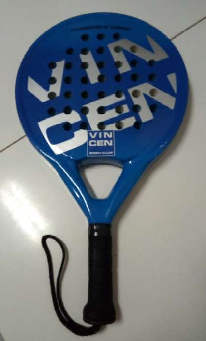 Imagen producto Pala de Padel Vincen Sport Club  1