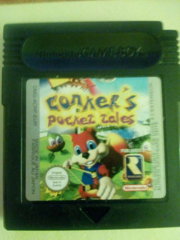 Imagen  Conket' S POCKET TALES GAME BOY