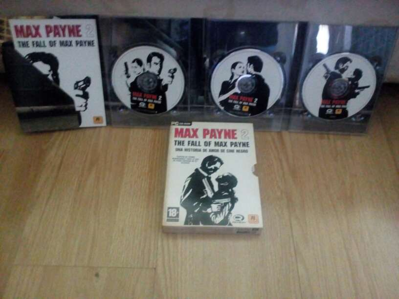 Imagen producto Max Payne 2 juego pc 1