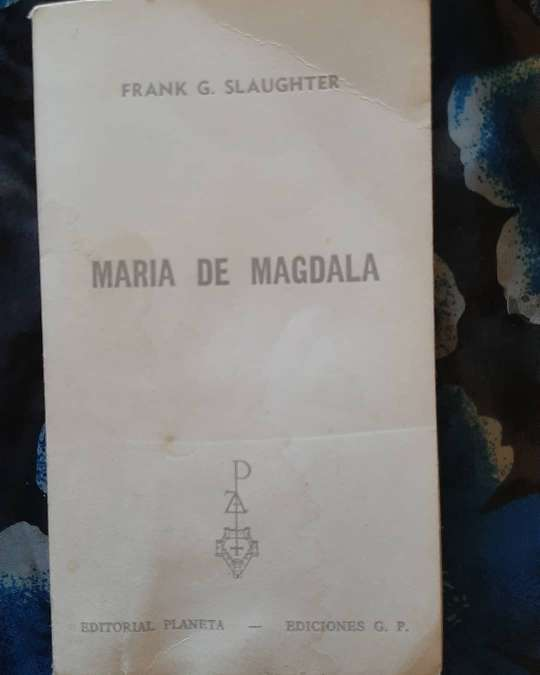 Imagen Libro Maria de Magdala