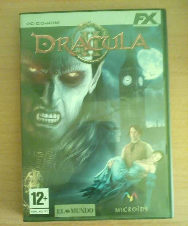 Imagen producto Dracula II juego pc 1