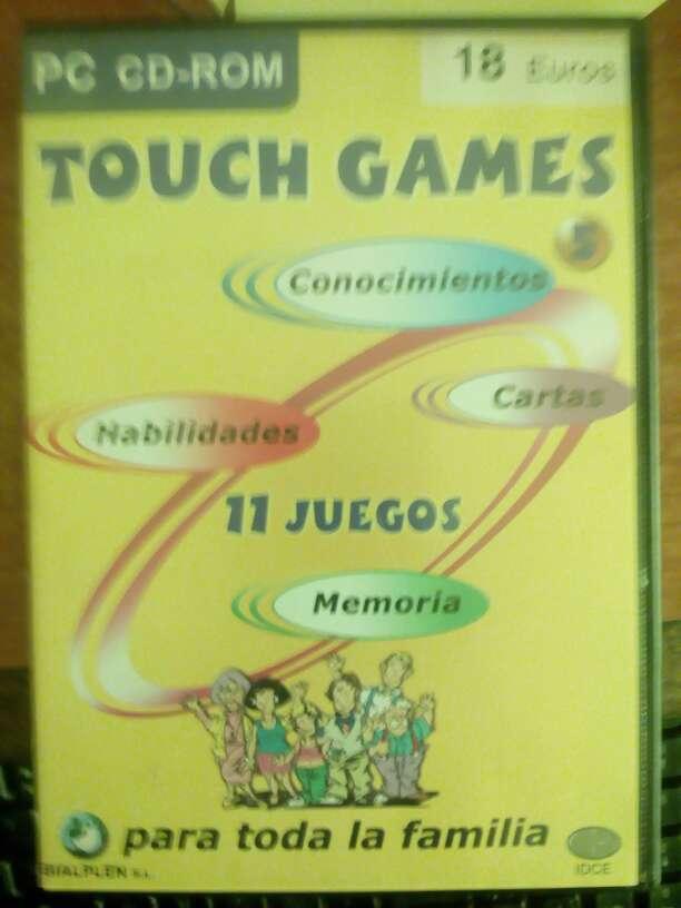 Imagen touch games pc 11 juegos Vol 5