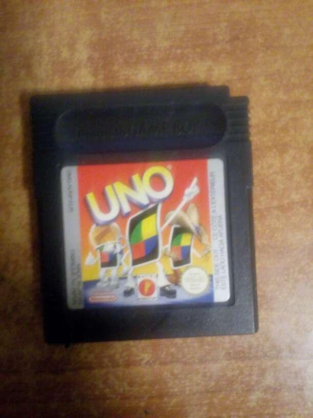 Imagen Juego Game Boy UNO