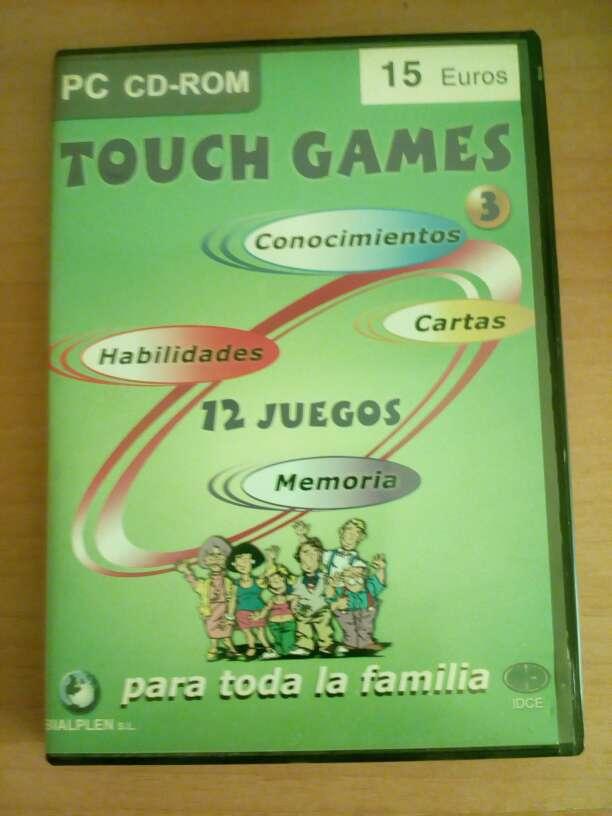 Imagen Touch games 12 juegos para pc Vol 3