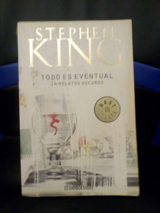 Imagen Libro Stephen King Todo Es eventual