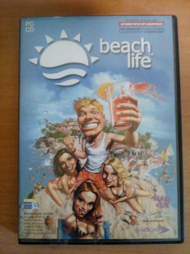 Imagen beach life bea juego pc