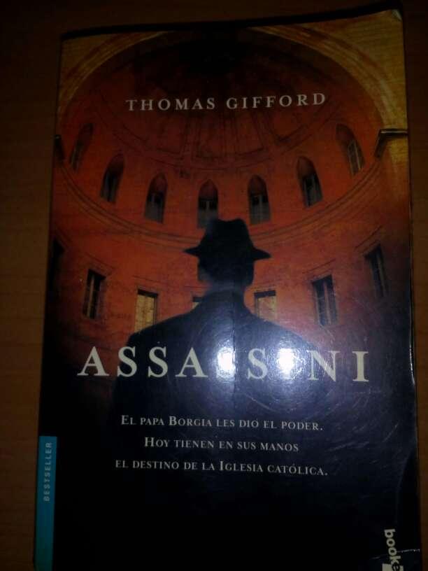 Imagen Libro Assasini de Thomas Gifford