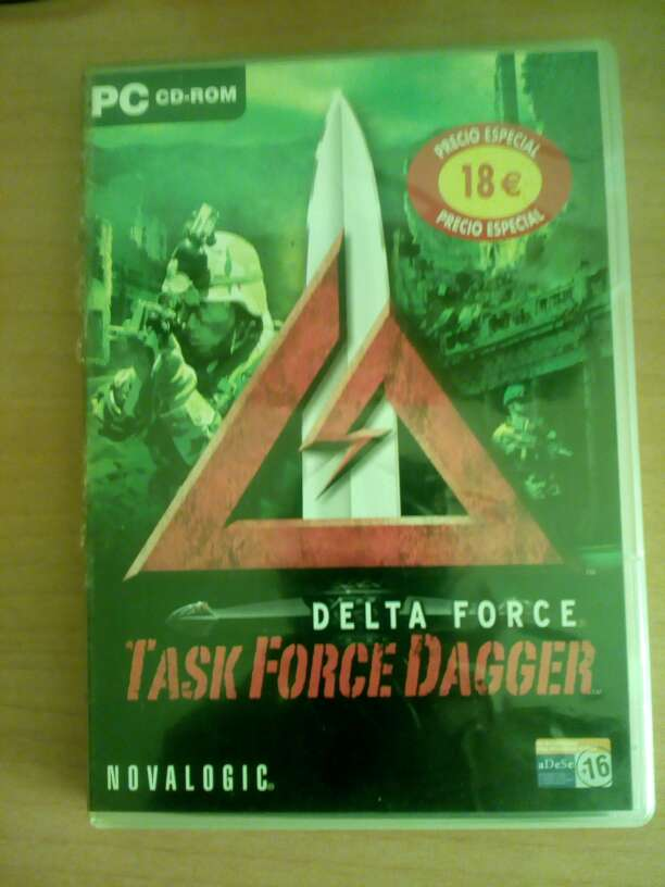 Imagen producto Delta Force Task Force Dagger para pc 1
