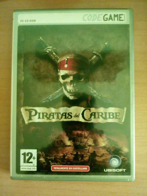 Imagen Piratas del Caribe juego pc