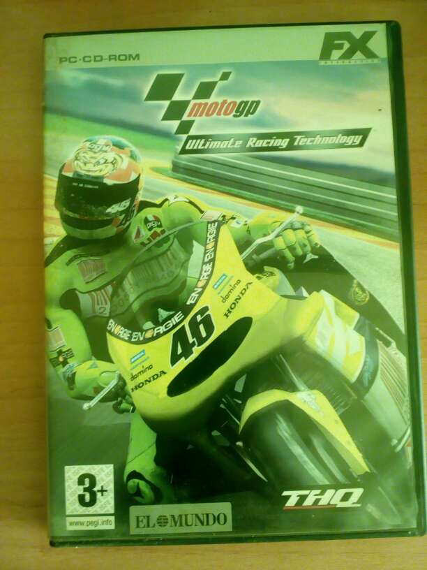 Imagen Moto gp ultimate racing juego para pc