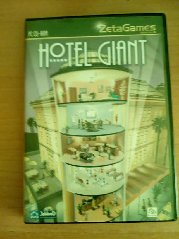 Imagen Hotel Giant juego pc