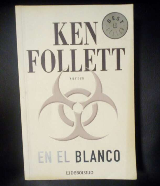Imagen Libro Ken Follett EN EL BLANCO.