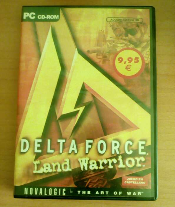 Imagen delta Force Land Warrior pc