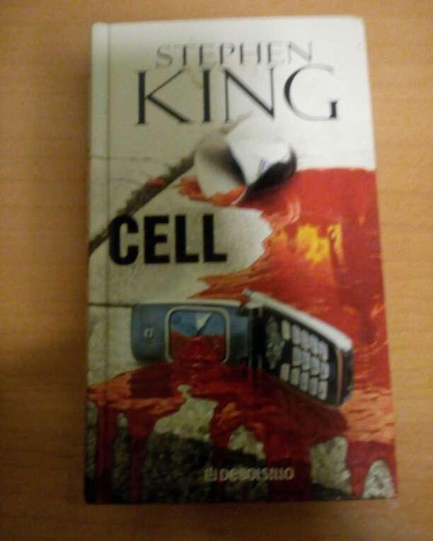 Imagen Libro Cell-Stephen King