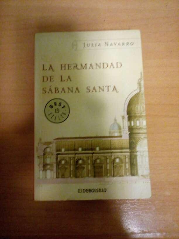 Imagen Libro La hermandad de la sábana santa
