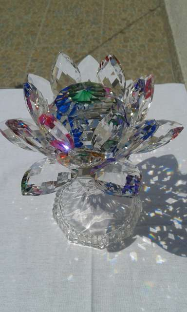 Imagen producto Bonitas Figuras de Cristal 4