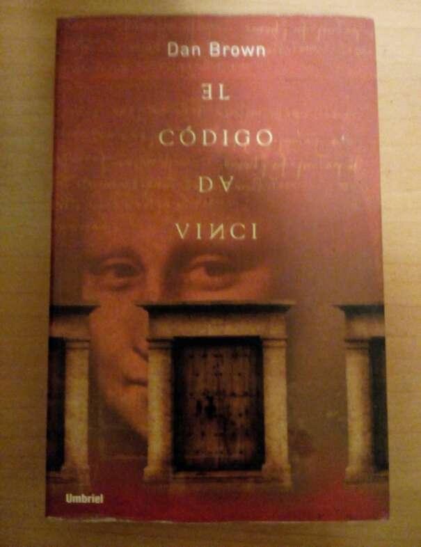 Imagen Libro El Código Da Vinci-Dan Brown