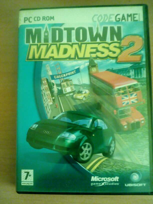Imagen producto Midtown Madness 2 para juego pc 1