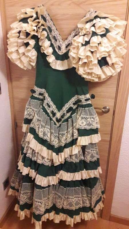 Imagen Vendo vestido de gitana