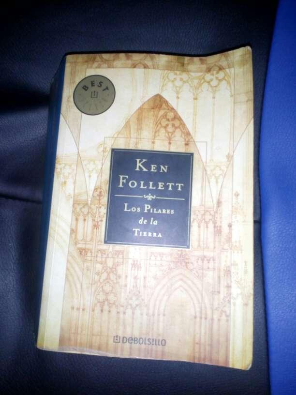 Imagen Libro Los pilares de la tierra-Ken Follett