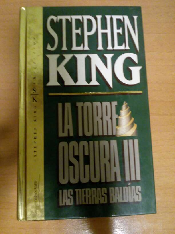 Imagen Libro La Torre Oscura III-Stephen King
