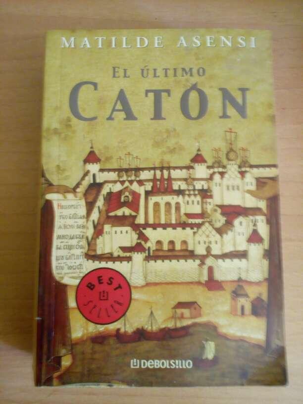 Imagen producto Libro El último CATÓN-Matilde Asensi 1
