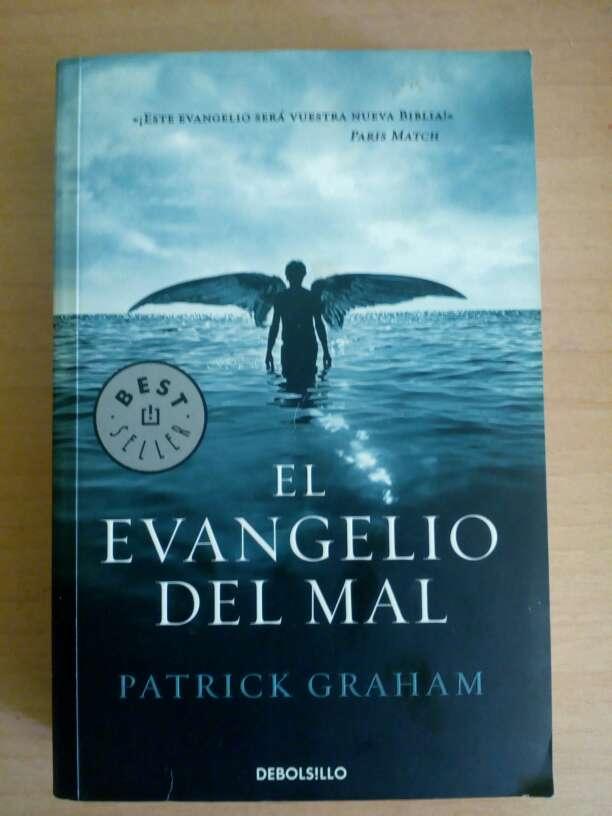 Imagen Libro El Evangelio del Mal- Patrick Graham