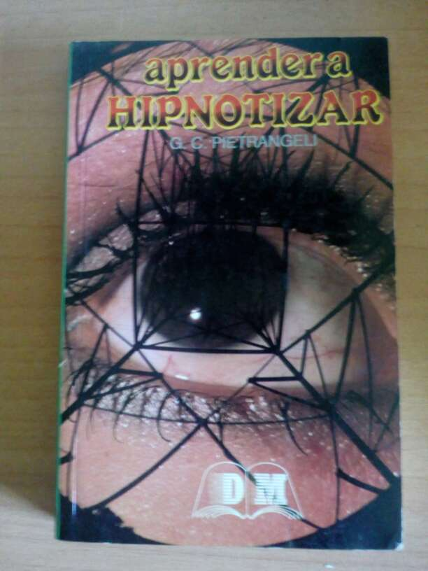 Imagen Libro.Aprende a hipnotizar