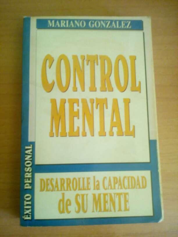 Imagen Libro,control Mental