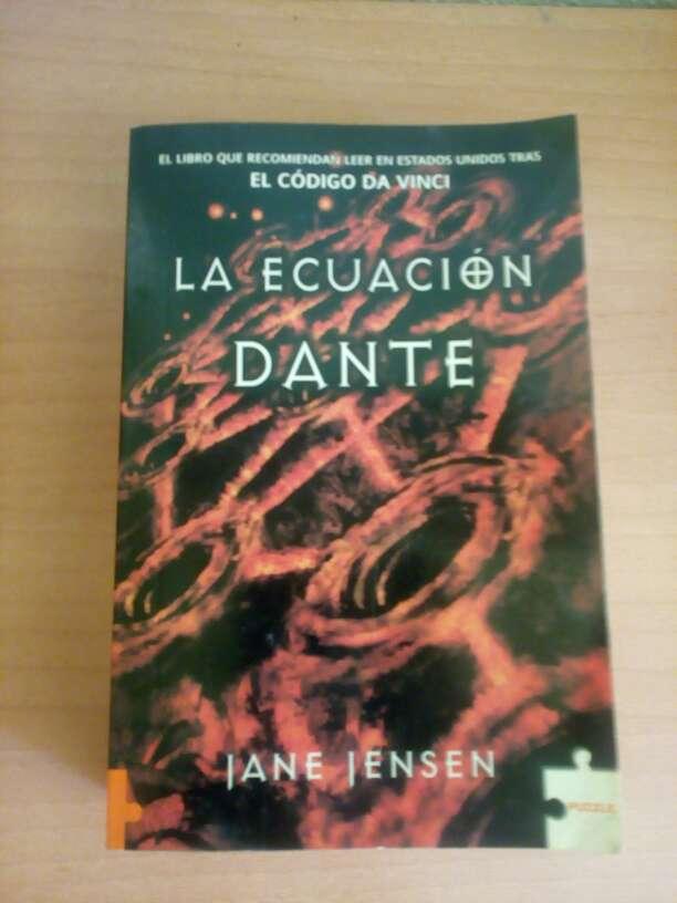 Imagen Libro La ecuación Dante-Jane Jensen