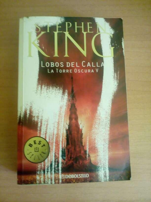 Imagen La torre oscura V Lobos del calla-Stephen King