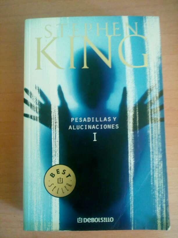 Imagen Libro Pesadillas y alucinaciones-Stephen King