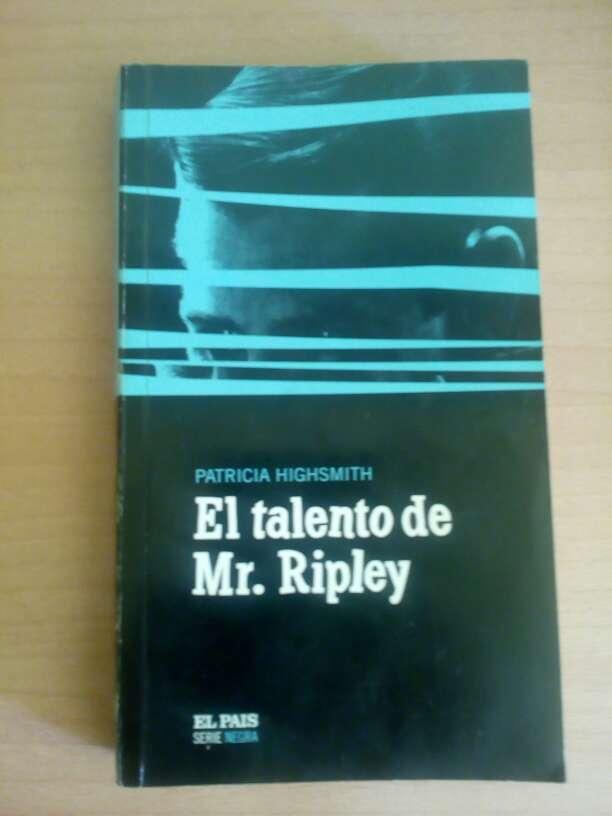 Imagen El talento de Mr Ripley-Patricia Highsmith