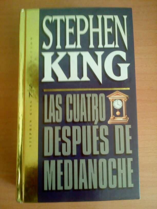 Imagen Libro Las cuatro despues de medianoche-Stephen kin