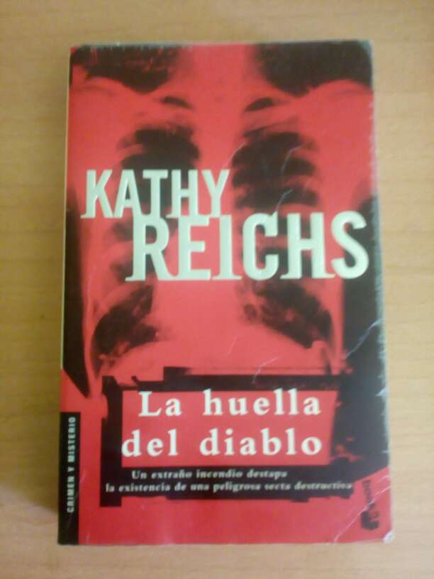 Imagen La huella del diablo-Kathy Reichs