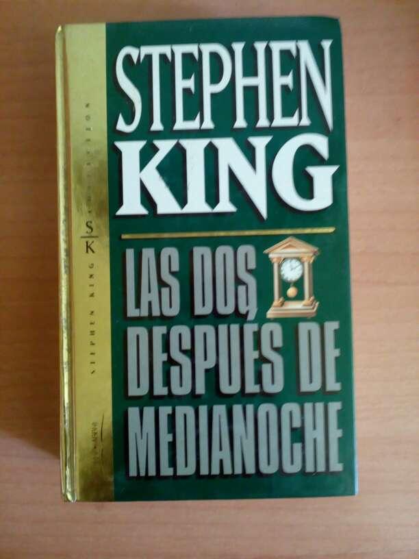 Imagen producto Libro Las dos despues de medianoche-Stephen king 1