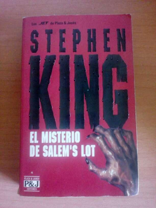Imagen Libro El misterio de Salem's lot-stephen king