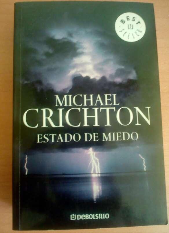 Imagen Estado de miedo,Michael Crichton