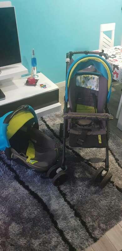 Imagen producto Carro bebé Jane solo Reverse 5