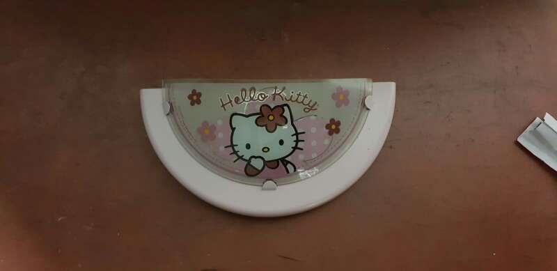 Imagen Lampara Hello kitty