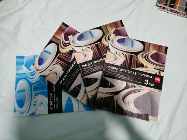 Imagen Libros 3 ESO San Pedro