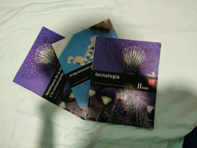 Imagen producto Libros 3 ESO San Pedro 7