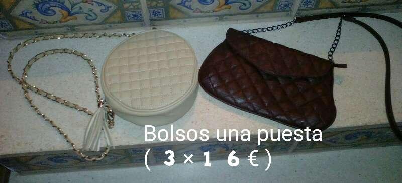 Imagen Bolsos una puesta (3×16€)