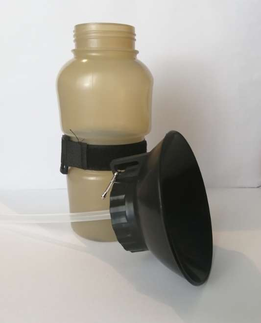 Imagen producto Botella de agua para perros  2