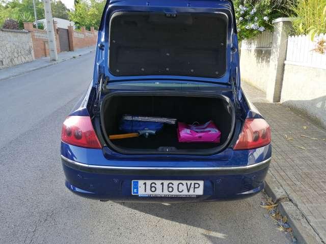Imagen Peugeot 407 2.0 tdi